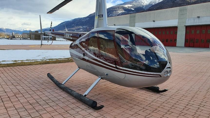 Robinson R44 Clipper I 1