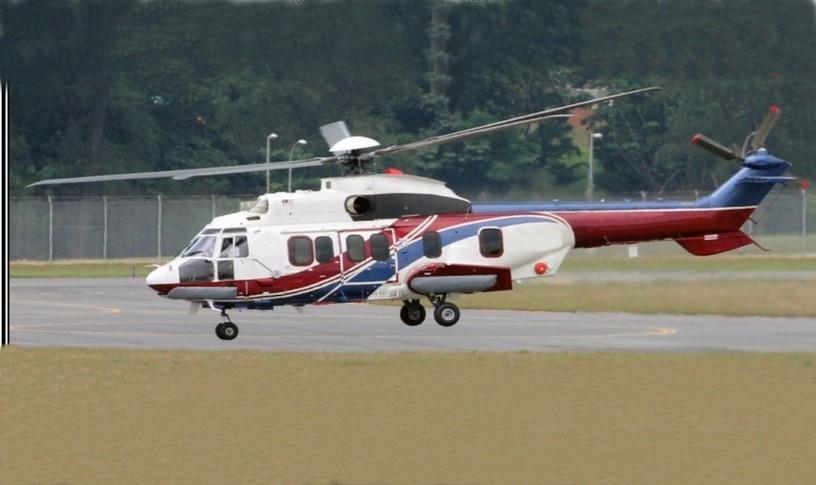 Airbus/Eurocopter H225 Exterior