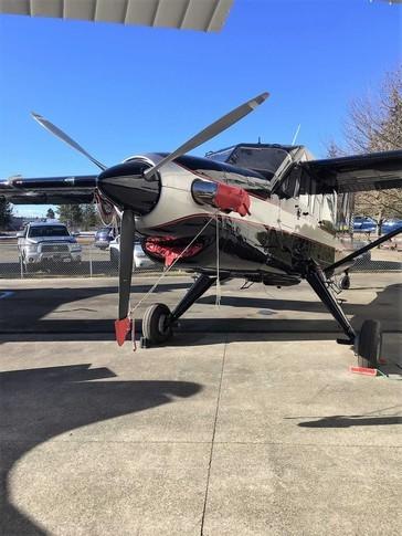 De Havilland DHC-2 Exterior