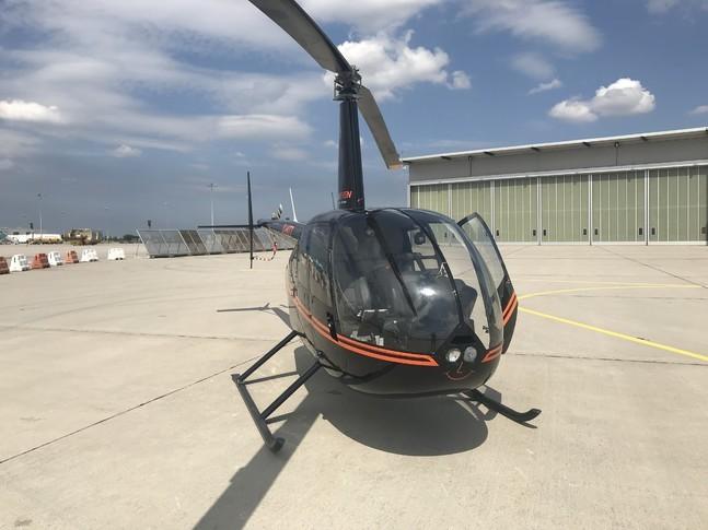 Robinson R44 Raven I Cabin