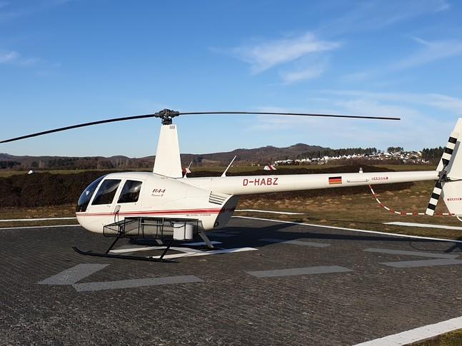 Robinson R44 Raven II Cabin