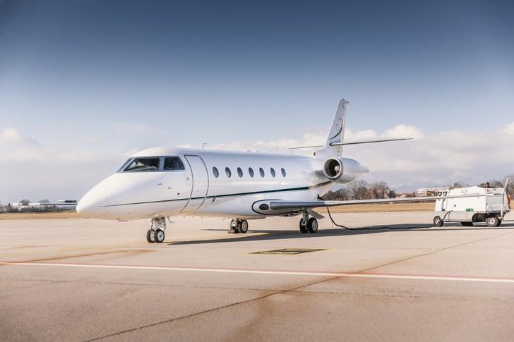 Gulfstream G200 Exterior