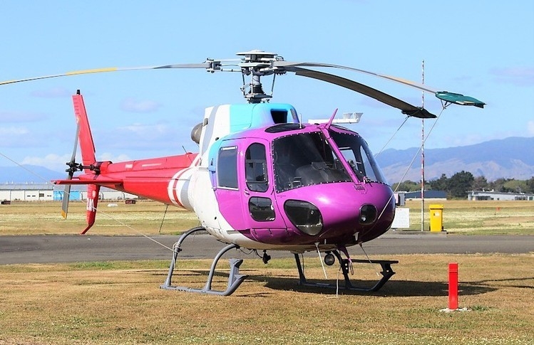 Airbus/Eurocopter AS 350B-2