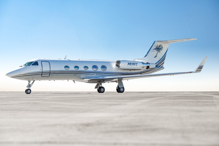 Gulfstream III Exterior