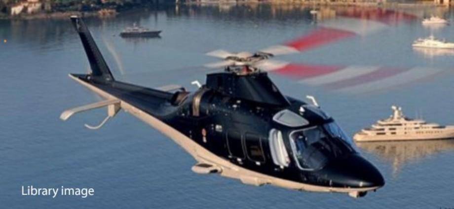 Agusta AW109SP Exterior