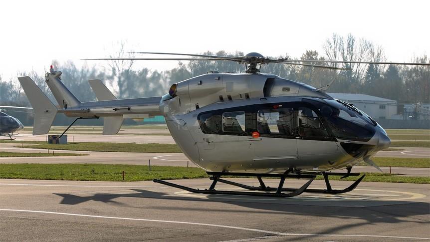 Airbus/Eurocopter EC 145 Exterior