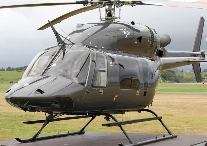 Bell 429 Exterior