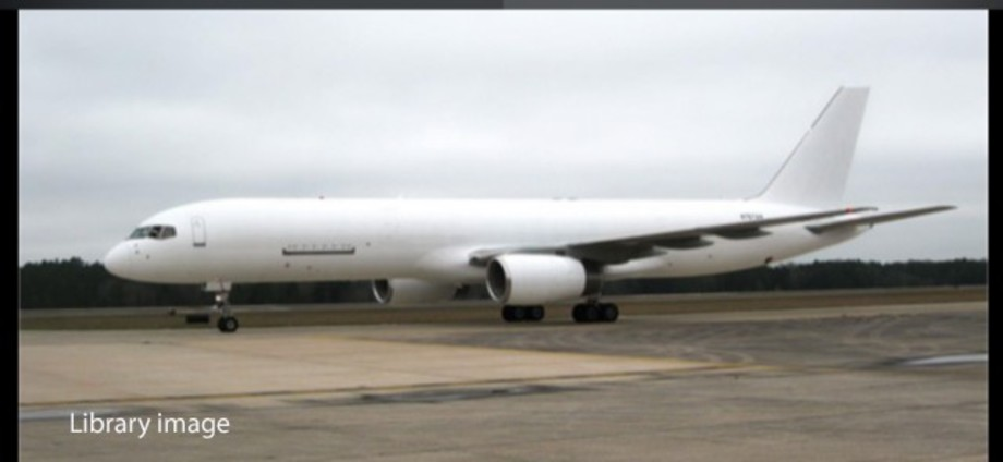 Boeing 757 Exterior