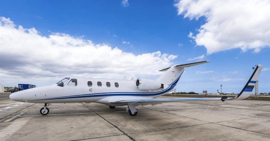 Cessna Citation Jet Exterior