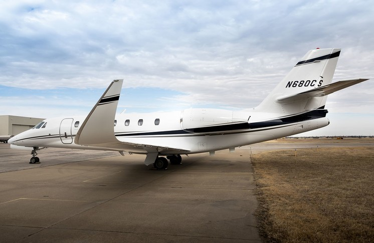 Cessna Citation Sovereign Exterior