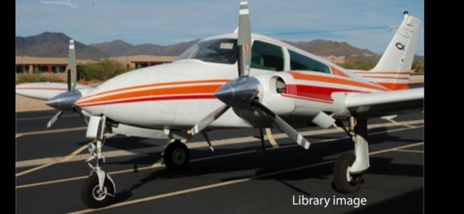 Cessna T310 Exterior