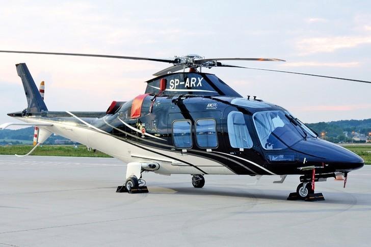 Agusta AW109 Grand New Exterior