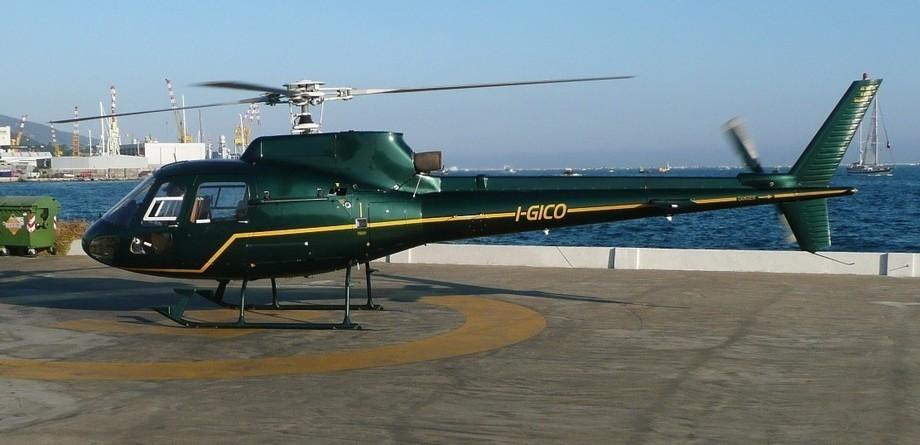 Airbus/Eurocopter AS 350B-1 Exterior