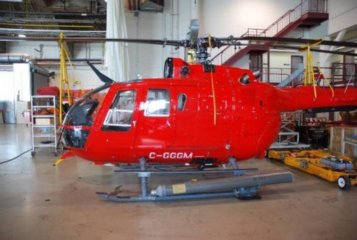 Airbus/Eurocopter BO 105CBS-4 Exterior