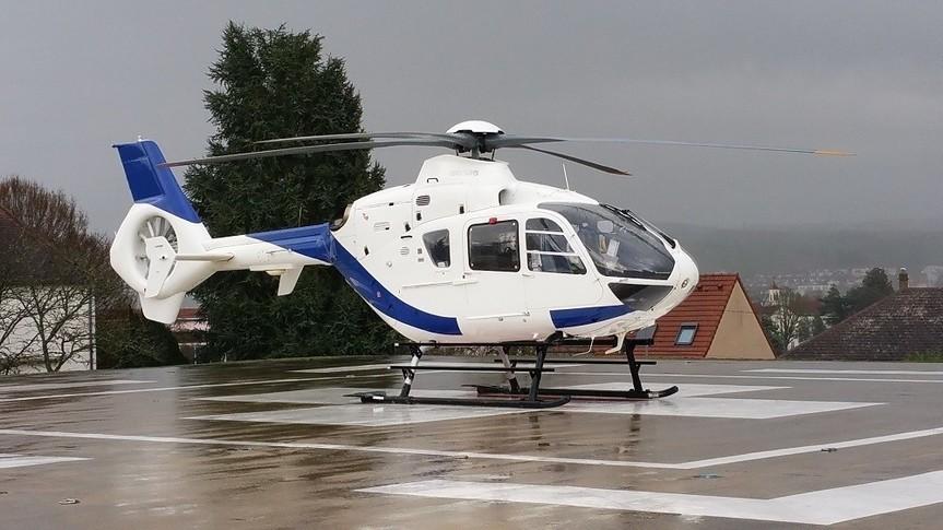 Airbus/Eurocopter EC 135P2 Exterior