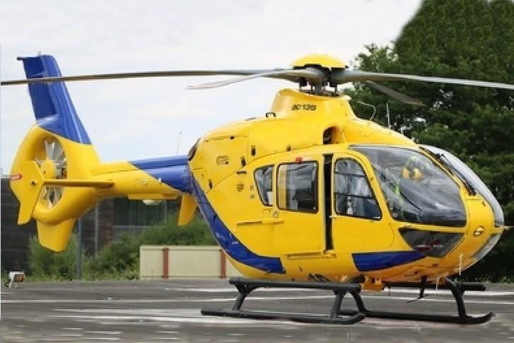Airbus/Eurocopter EC 135T2+ Exterior
