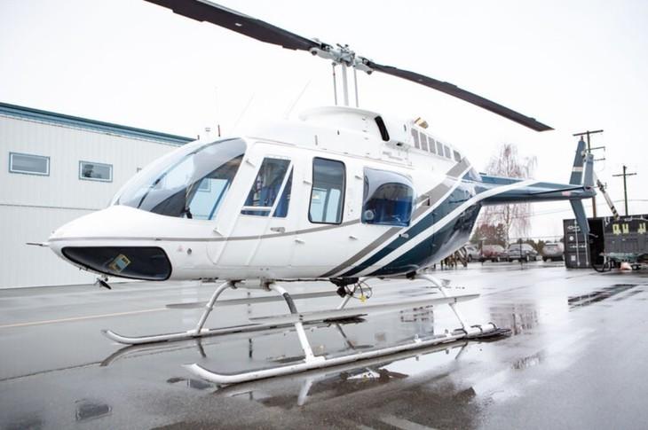 Bell 206 L1/C30P Exterior