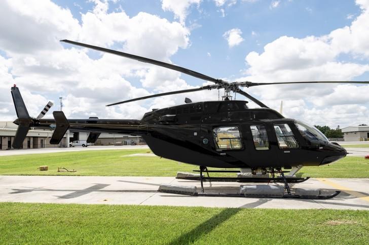 Bell 407 Exterior