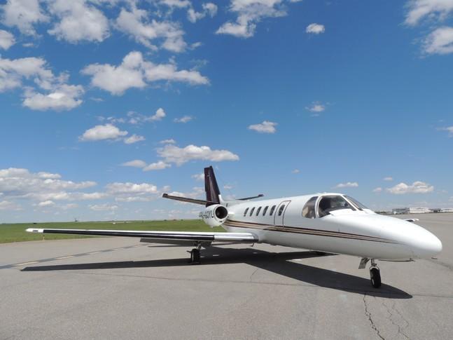 Cessna Citation II Exterior