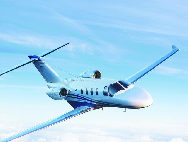 Cessna Citation M2 FILE PHOTO