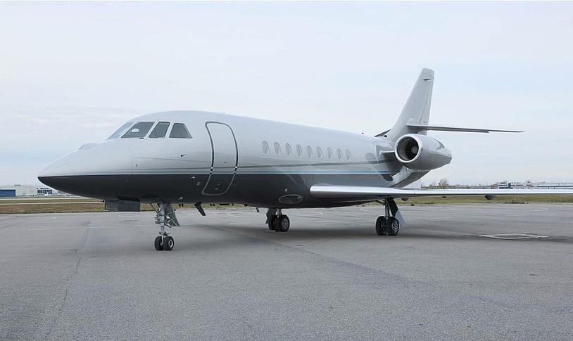 Dassault Falcon 2000LX Exterior
