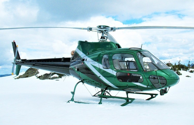 Airbus/Eurocopter AS 350SD2