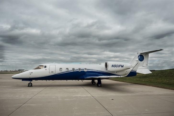Bombardier Learjet 60XR Exterior