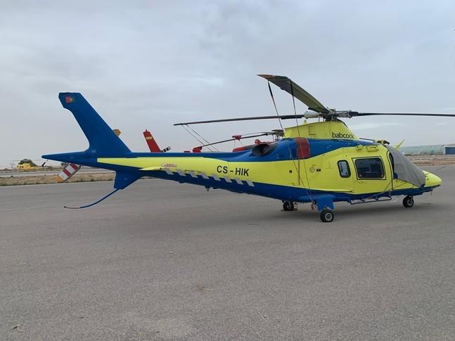 Agusta A109E Power Exterior