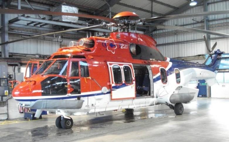 Airbus/Eurocopter EC 225 Exterior
