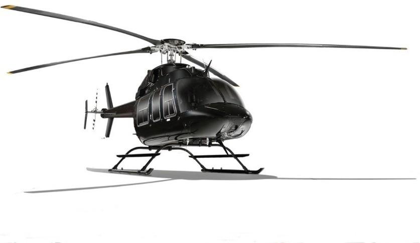 Bell 407GX Exterior