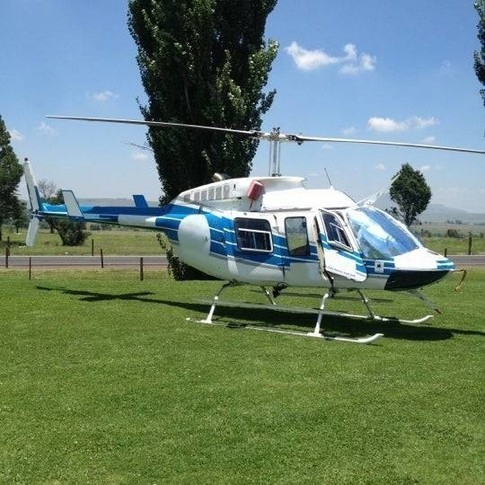 Bell 206L 4