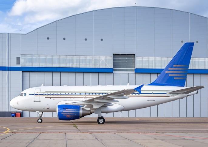 Airbus ACJ318 Exterior