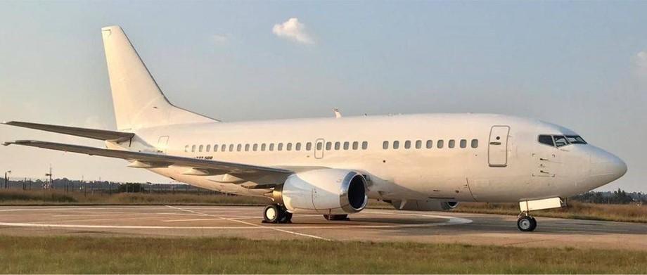 Boeing 737 Exterior