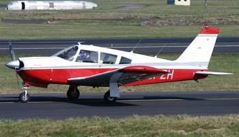 Piper Arrow Exterior