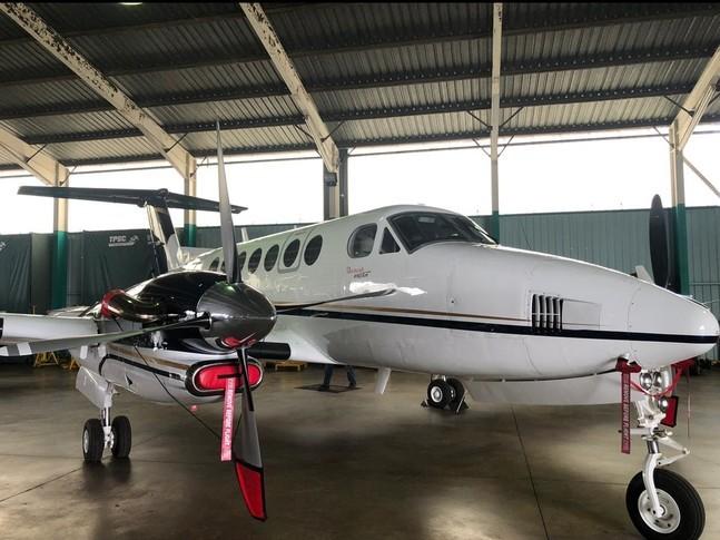 Beechcraft King Air 350 Exterior