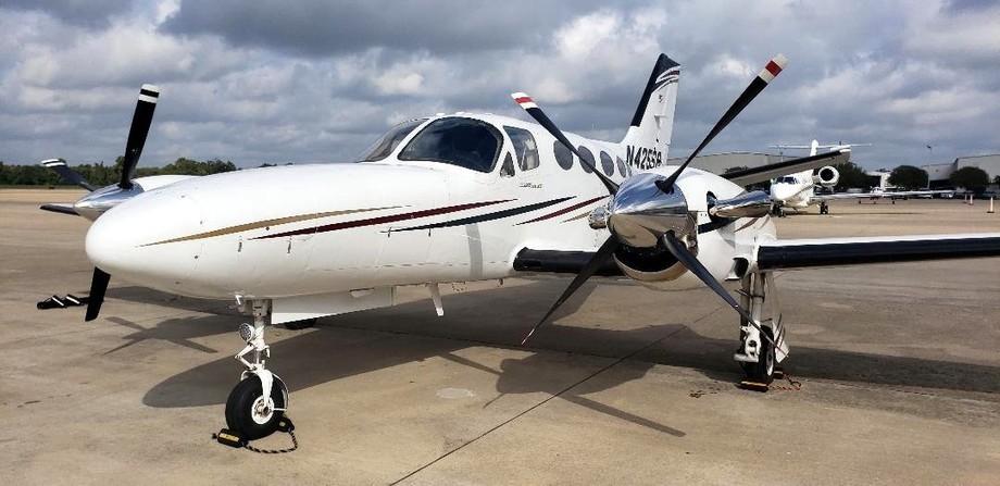 Cessna Conquest I Exterior