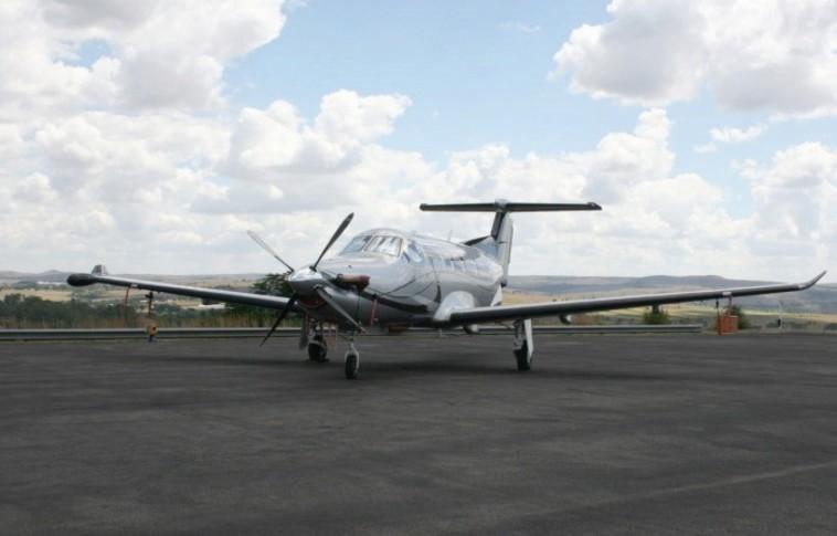 Pilatus PC-12 NG Exterior