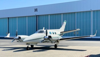 Beechcraft 60 Duke Exterior