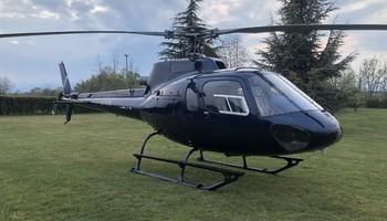 Airbus/Eurocopter AS 350BA Exterior