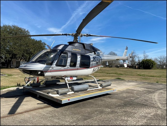 Bell 407GXP Exterior