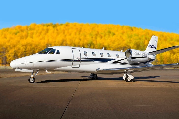 Cessna Citation Excel Exterior