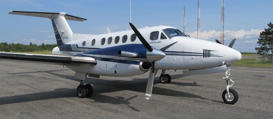 Beechcraft King Air 200 Exterior