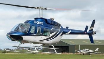 Bell 206L 1 Exterior