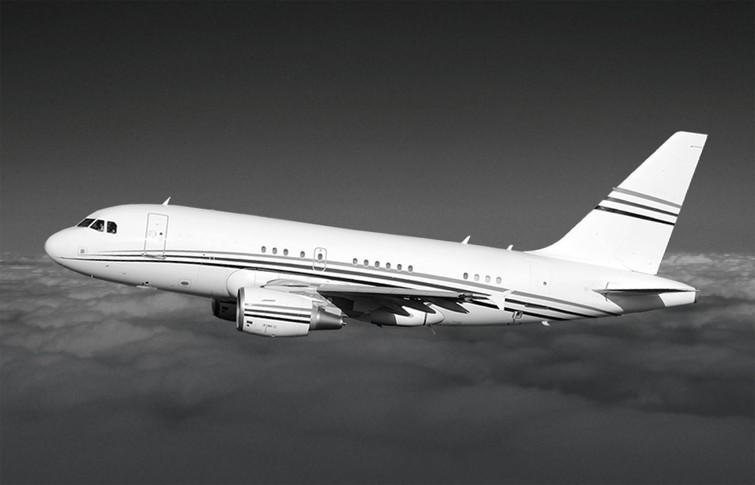 Airbus A318 Exterior