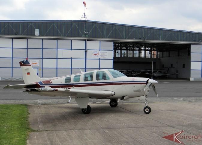 Beechcraft 36 Bonanza Exterior