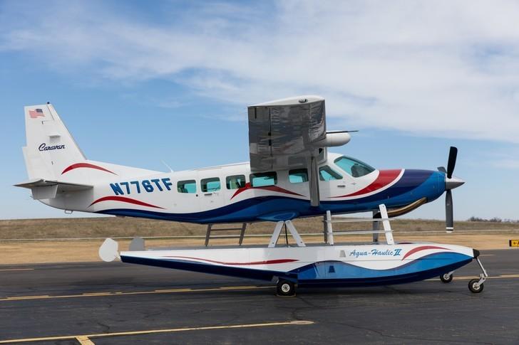 Cessna Caravan 208 Exterior