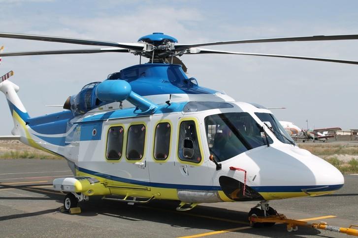 Agusta AW139 Exterior