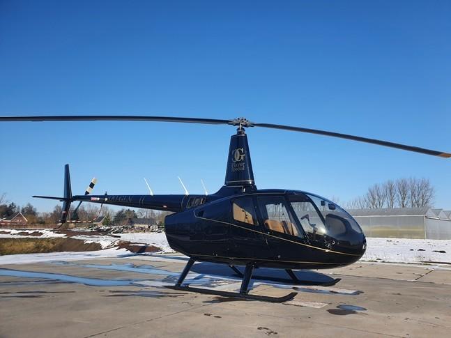 Robinson R66 Exterior