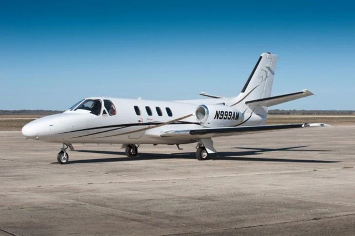 Cessna Citation 500 Exterior