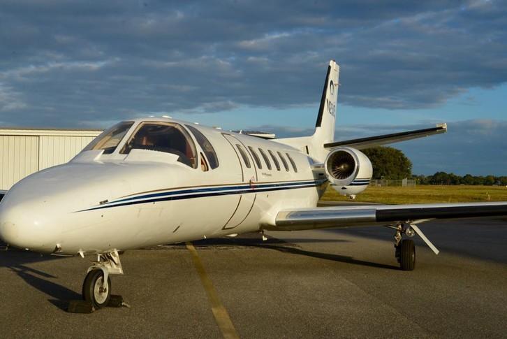 Cessna Citation IISP Exterior